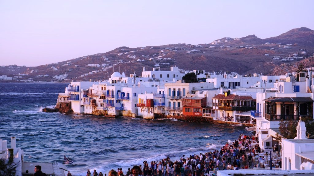 Mykonos: Little Venice