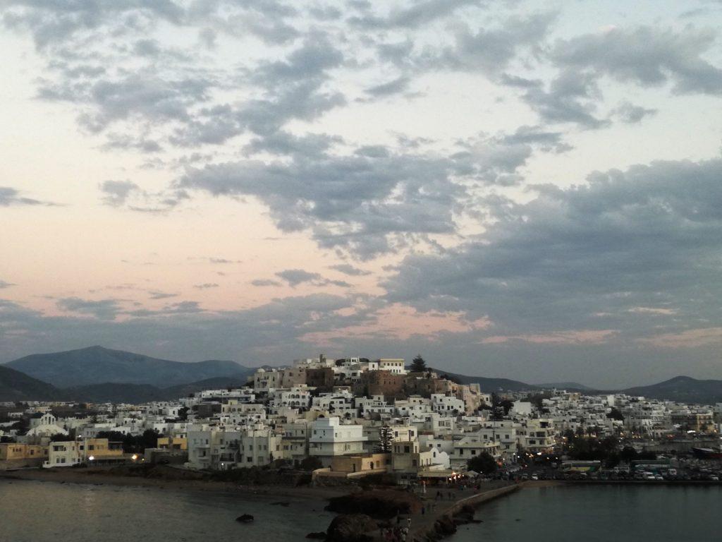 Naxos: Chora