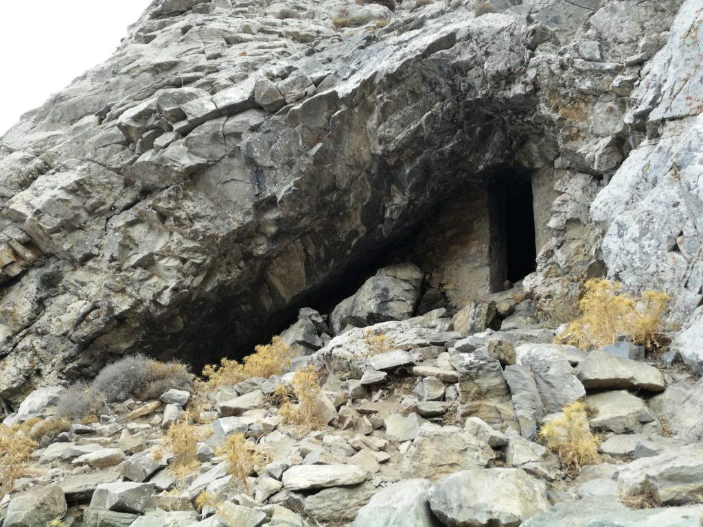 Naxos : la grotta di Zeus