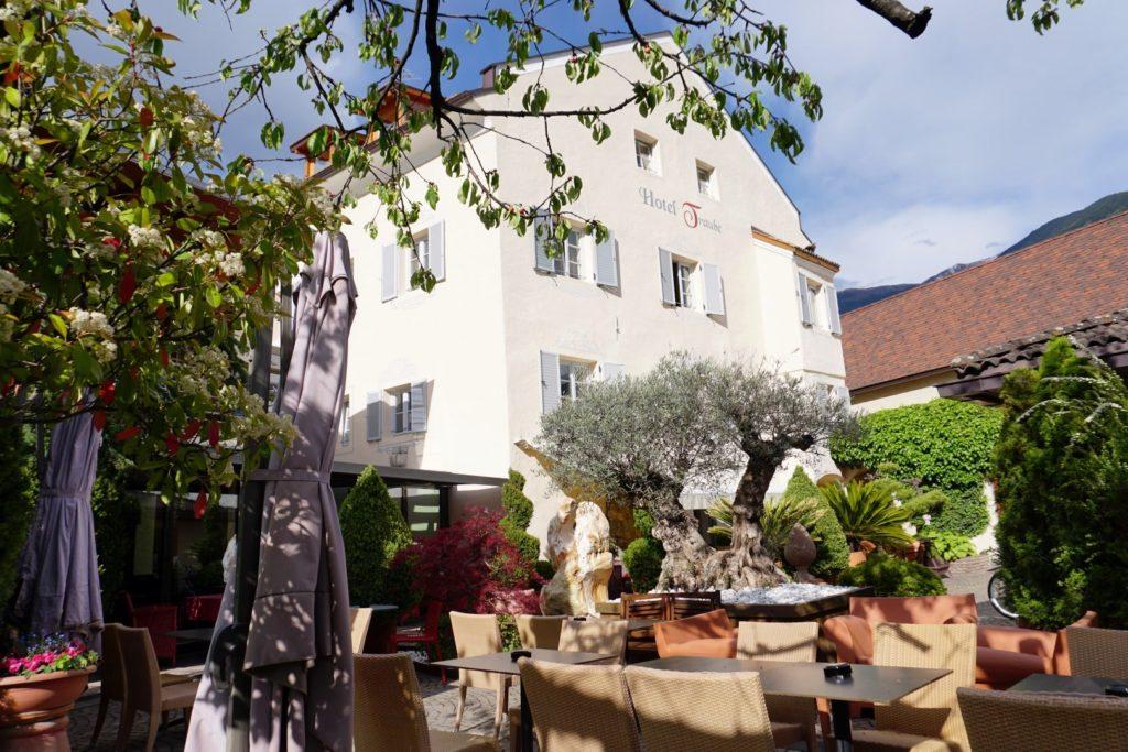 Bressanone: Hotel Traube