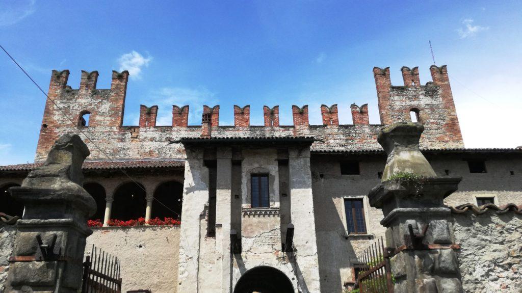 Cavernago: il castello di Malpaga