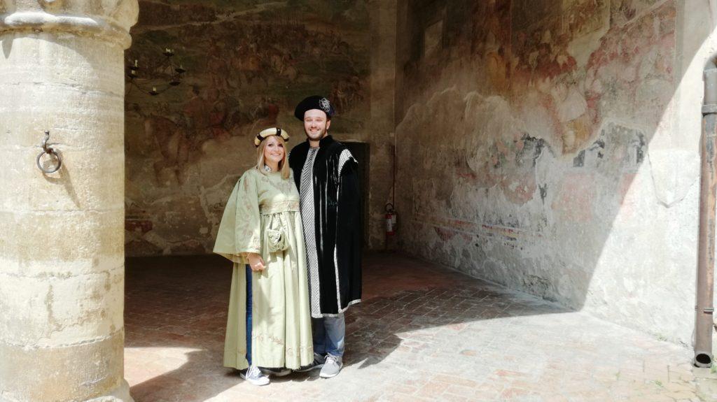 Visitare il castello di Malpaga