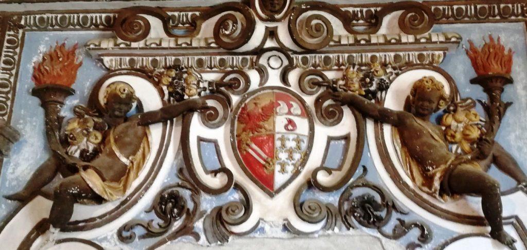 Lo stemma Colleoni