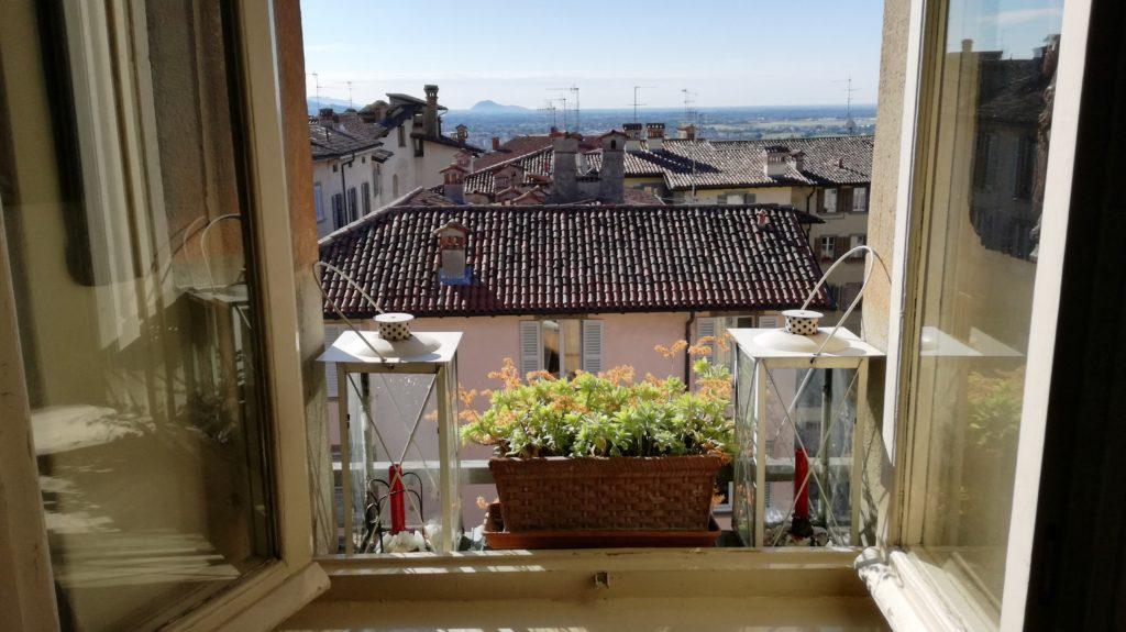 Bergamo Alta: B&B La Torre della Meridiana