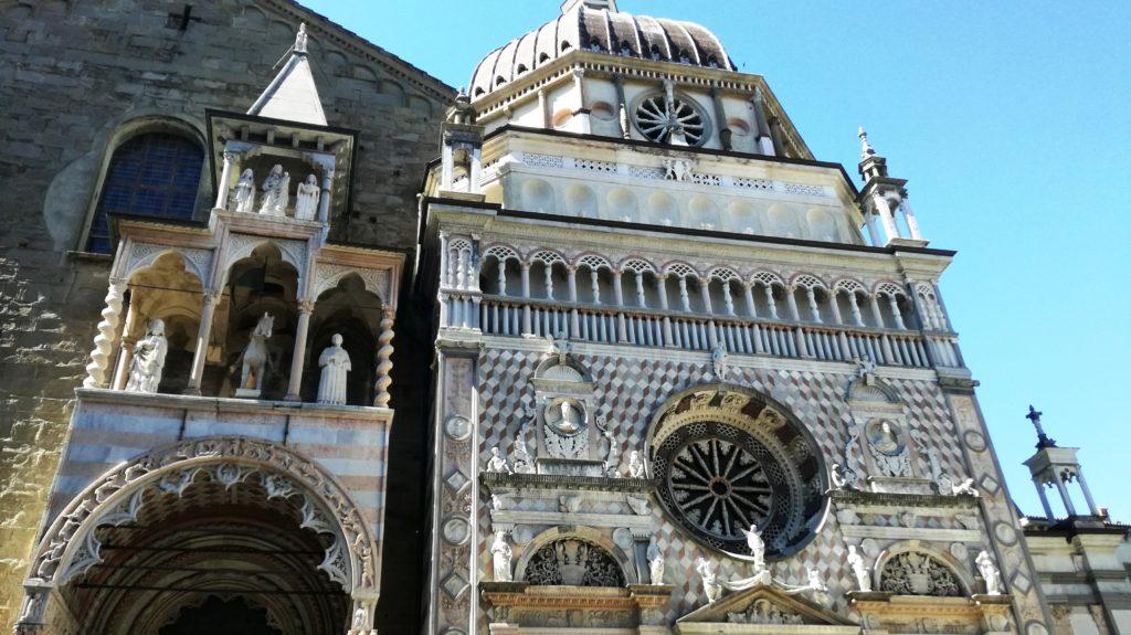 Bergamo Alta: Piazza Duomo