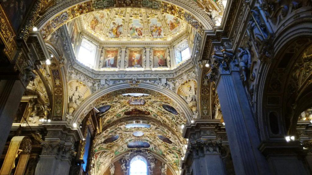 Bergamo Alta: la Basilica di Santa Maria Maggiore