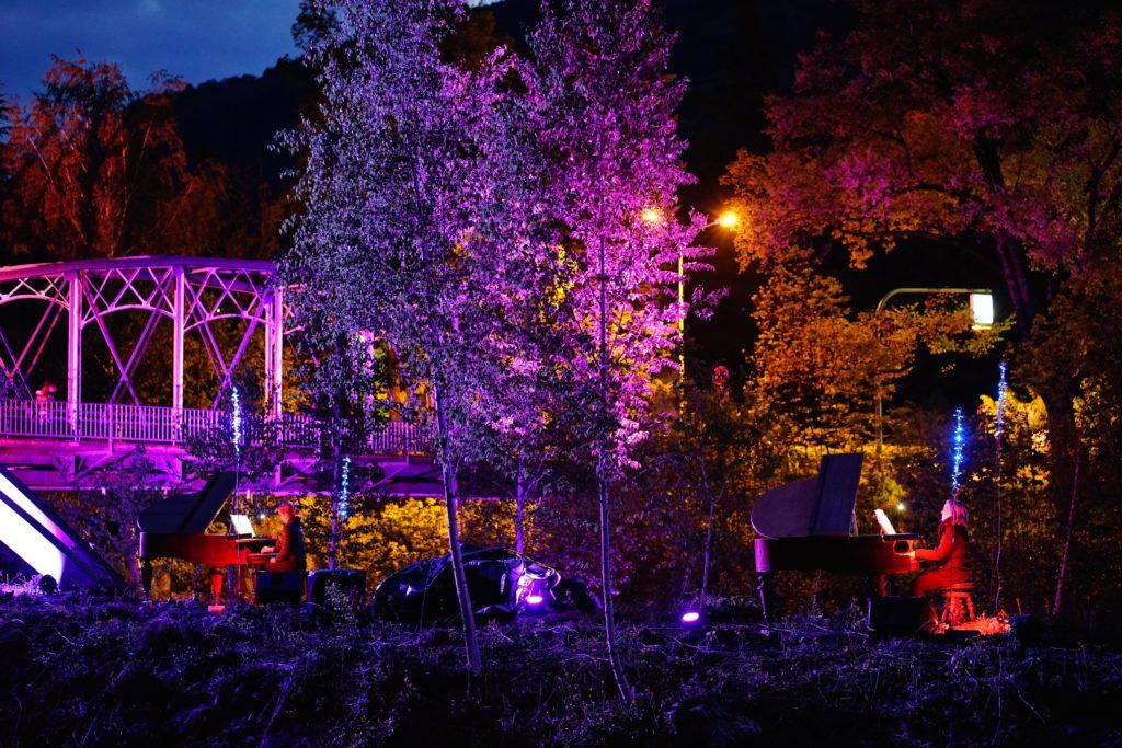 Festival di Acqua e Luce: Fluid Keys