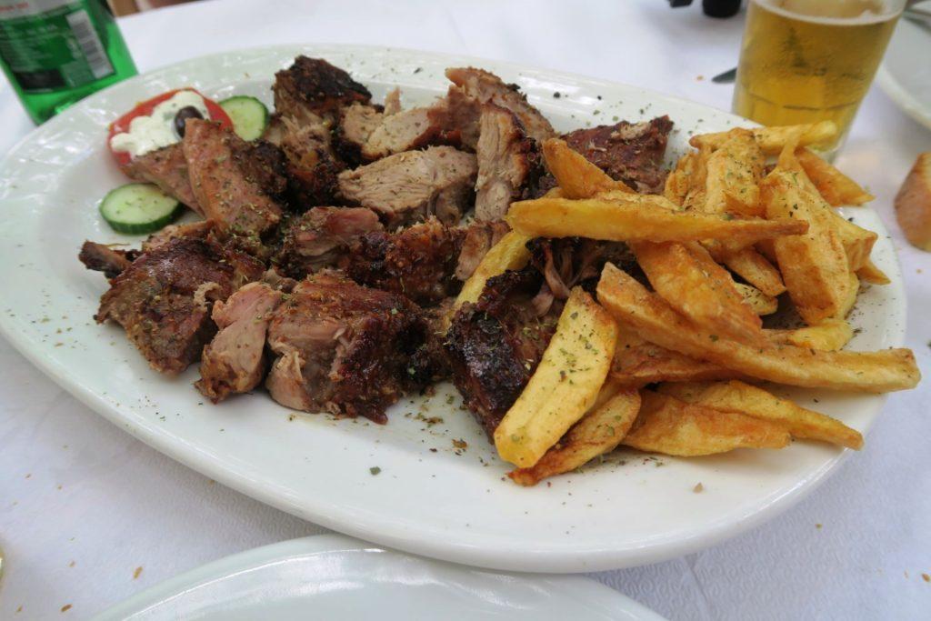 entroterra di Naxos : Yanni's Taverna