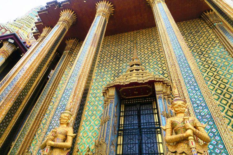 Il Gran Palazzo Reale di Bangkok