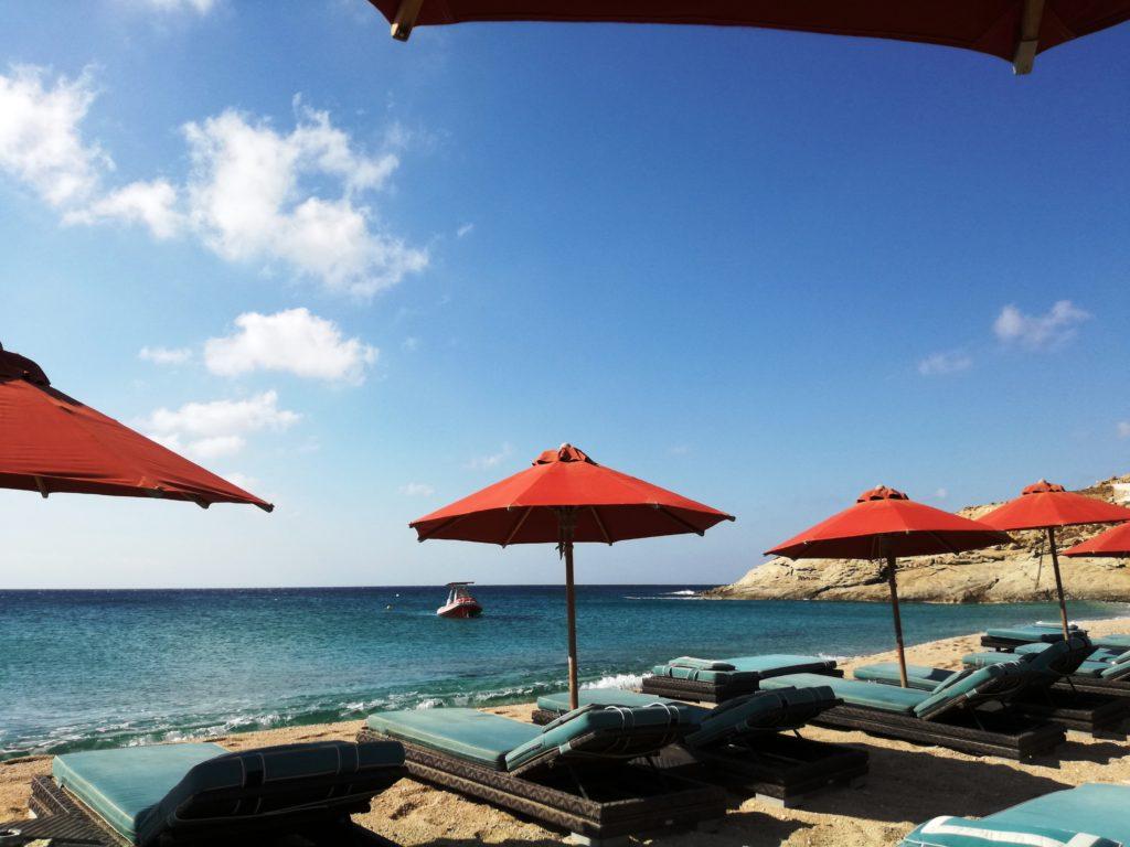 Le spiagge più belle delle Cicladi - Lia