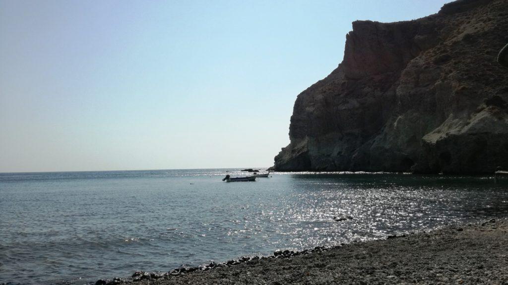Le spiagge più belle delle Cicladi - Black Beach