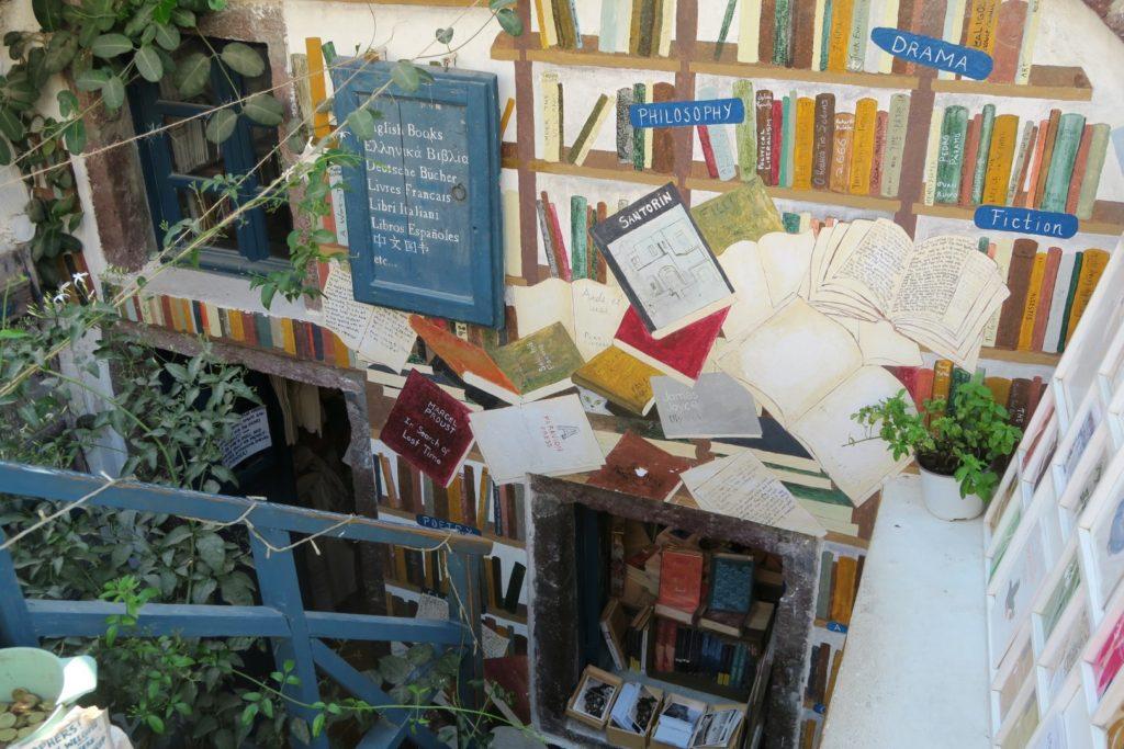 Oia - Atlantis Books