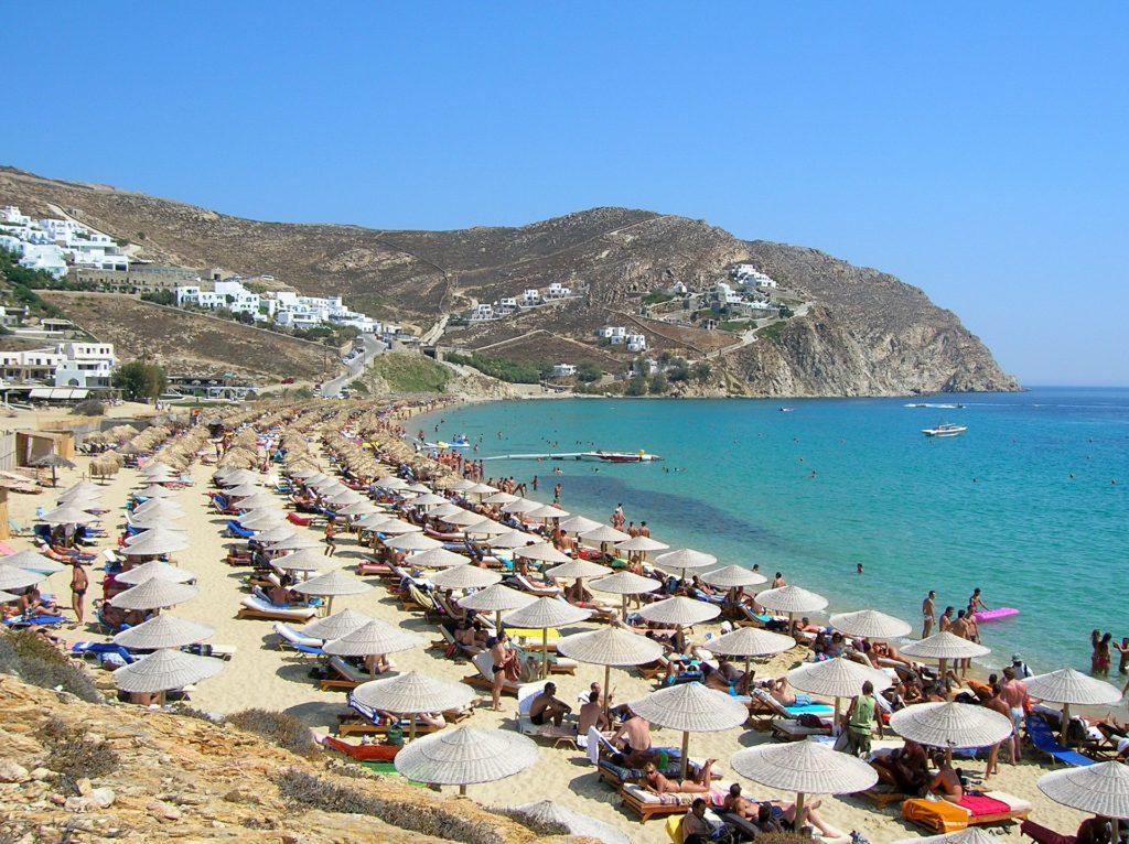 Le spiagge più belle delle Cicladi - Elia